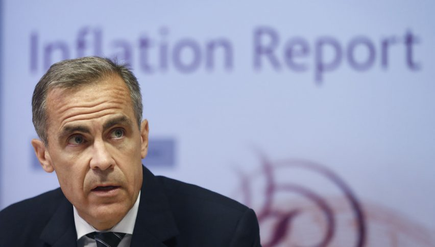 BOE's Mark Carney expects a smooth Brexit, but I don't