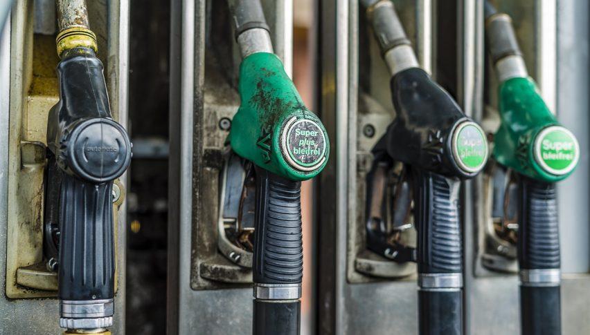 WTI Crude Oil Collapses on Saudi Oil Production - EIA Report Up Next