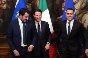 Italian politician are standing firm, which is why EUR/USD is not climbing higher