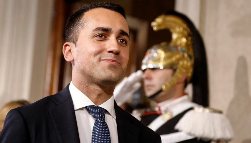 Di Maio suddenly feels OK with a lower deficit