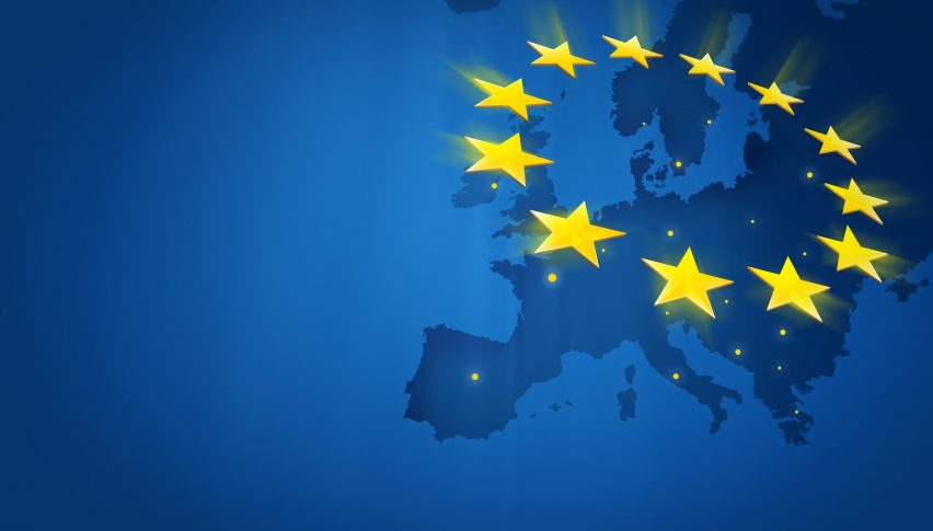 EU looks worried about the economy now