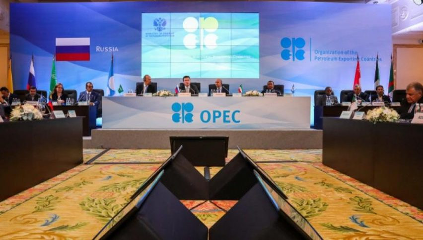 OPEC+ decided to cut Oil output by 1.2 million barrels/day