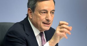 Mario Draghi finally accepts that risks to the Eurozone economy have shifted to the downside