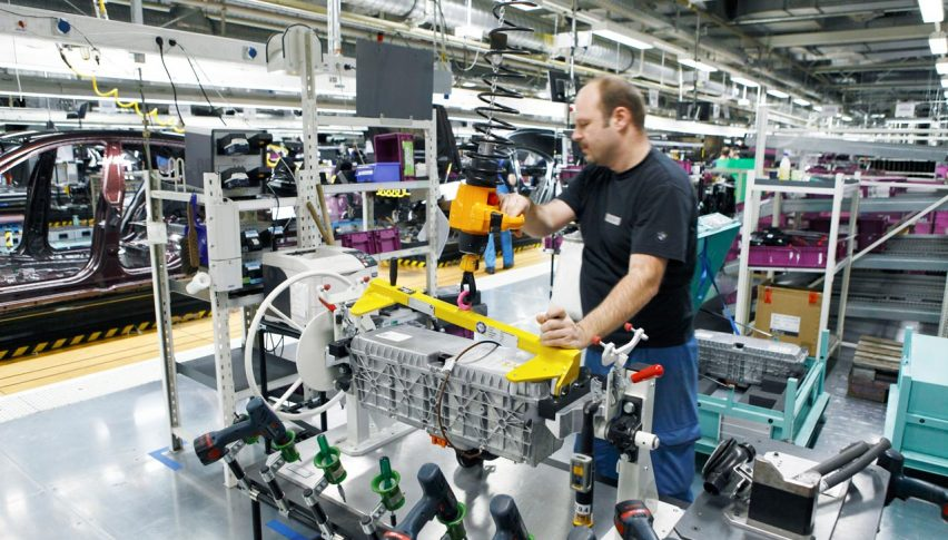 European manufacturing has been softening considerably this year
