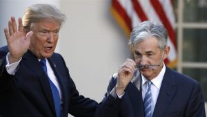 Trump: We're finished with rate hikes,bye - Powell: Just one last time for Christmas!