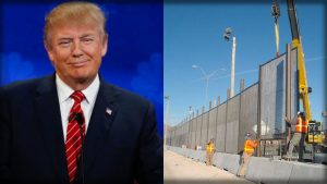 US President Donald Trump to close off the markets with the fight over the Mexico wall bill