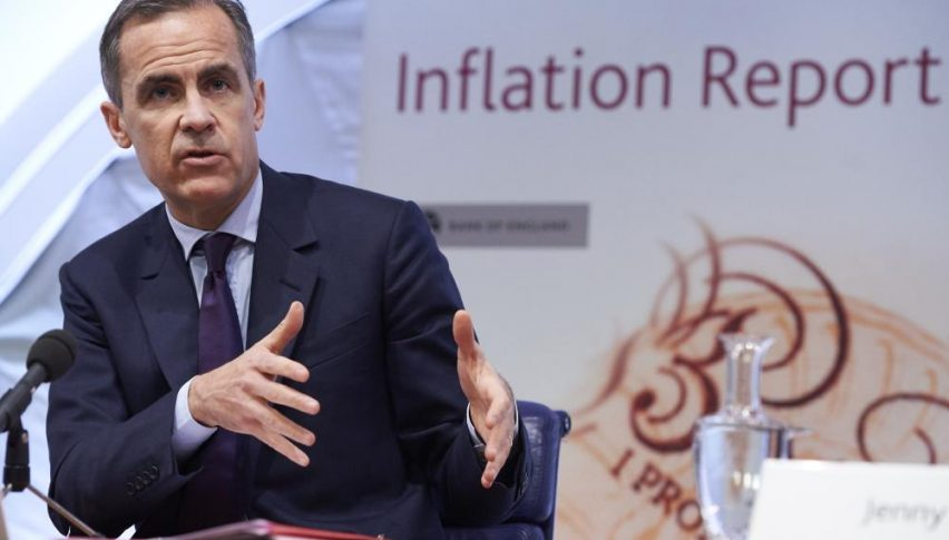 Governor of the Bank of England Mark Carney Speaks