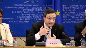 Let's see how Draghi will justify the economic weakness in Europe