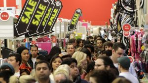 Black Friday might have been a factor in the jump we saw in November