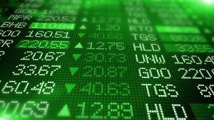 Stock markets are all in green today as they continue the bullish run