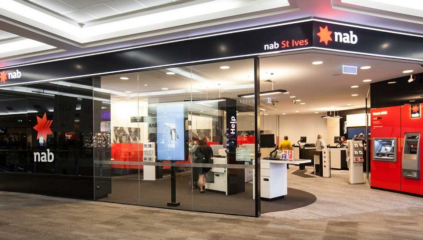 This bank is the reason for the decline in the Aussie today