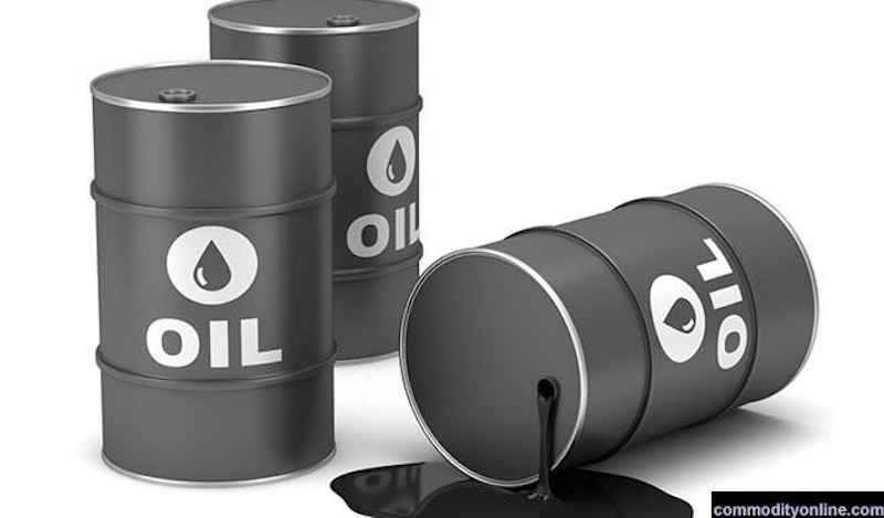 There will come a time when the price of crude Oil will spill down