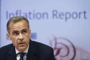 Carney sounded a lot more dovish than hawkish, but the market sees what it wants to see