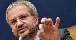 Borghi threatening to leave the EU