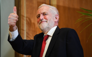Jeremy Corbyn doesn't feel to bad for the leaving Labour MPs