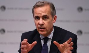 Let's see what Carney will speak about
