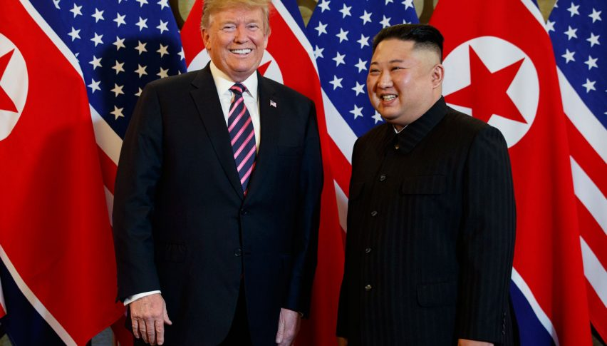 Lots of smiles but no outcome from Trump-Kim summit