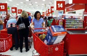 US consumers don't seem as happy now as several months back