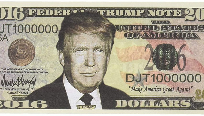 Trump doesn't seem too happy with the USD