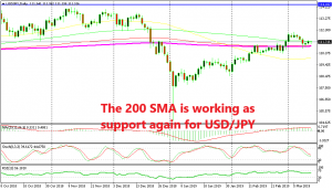 A bullish reversing pattern is forming on the daily chart