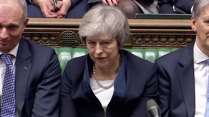 It looks like Theresa May will live to fight another day after surviving the second defeat