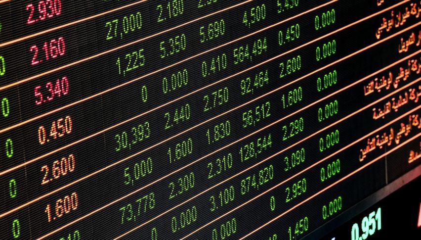 Stocks Were Flat