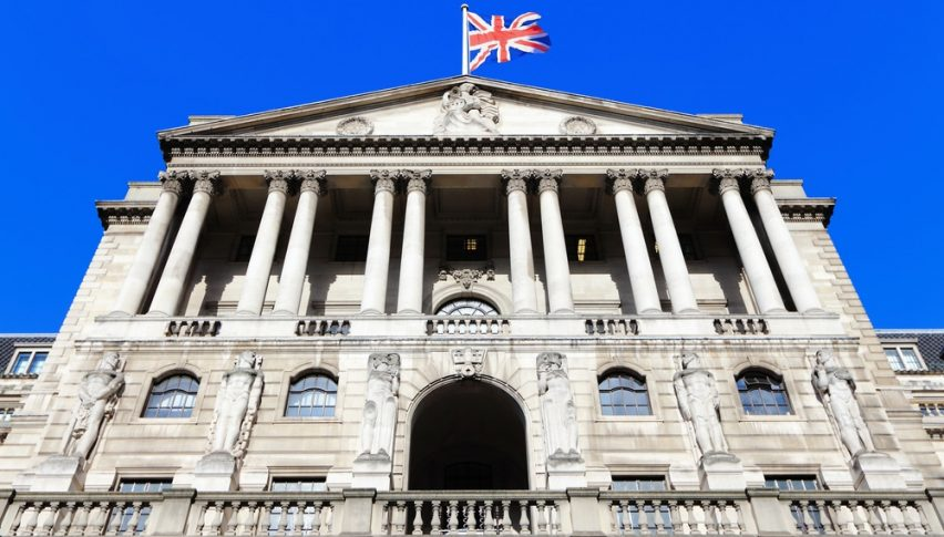Bank of England meeting to take place later today
