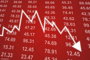 Stock markets head lower yet again today as global economy deteriorates