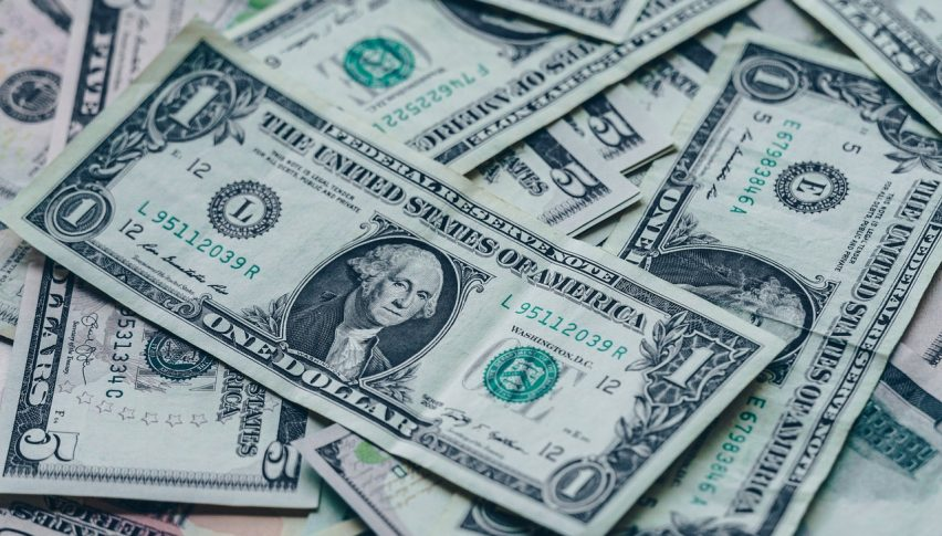 The USD is Pushing Higher