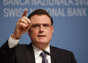 The SNB has managed to turn the CHF around