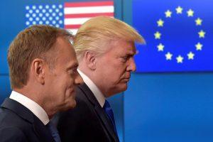 EU-US on Trade Deal