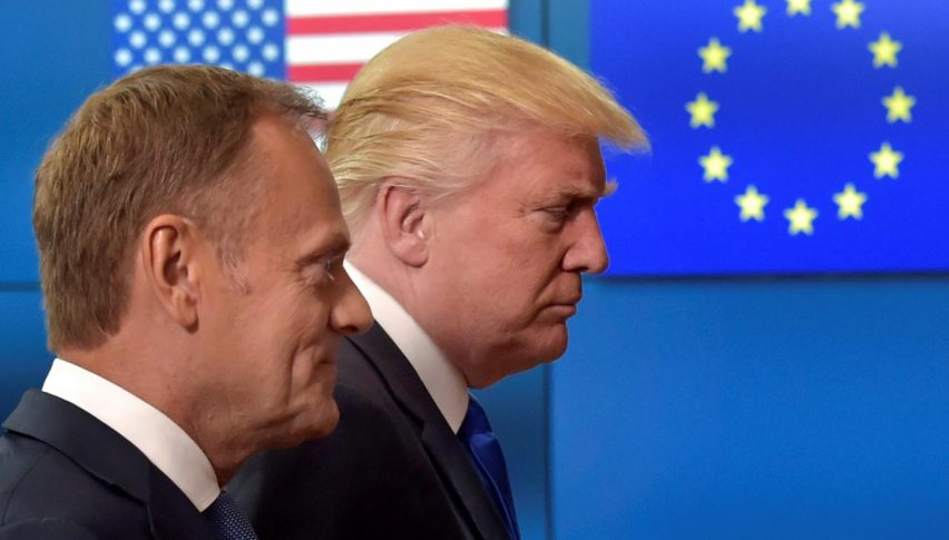 EU-US on Trade Deal