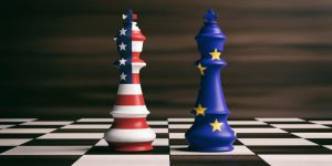 A chess game has started between the EU and the US