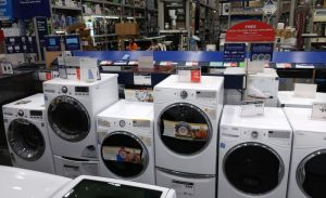 US consumers had a splash last month as durable goods orders surged