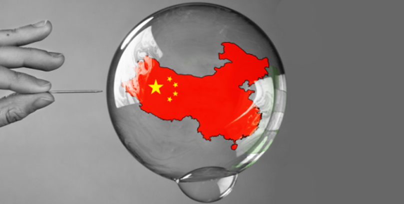 Is China bubble going to burst?