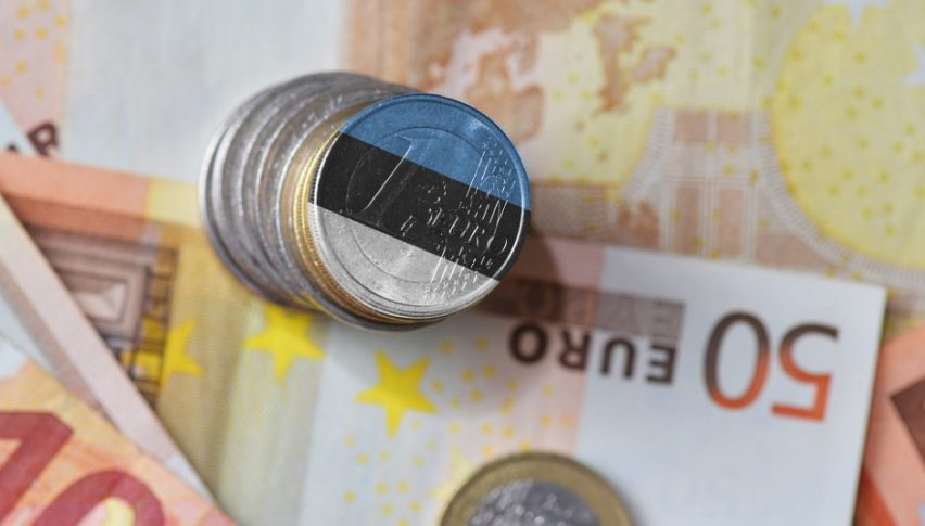 Core inflation ticked higher in Europe but we have to wait for this month's number