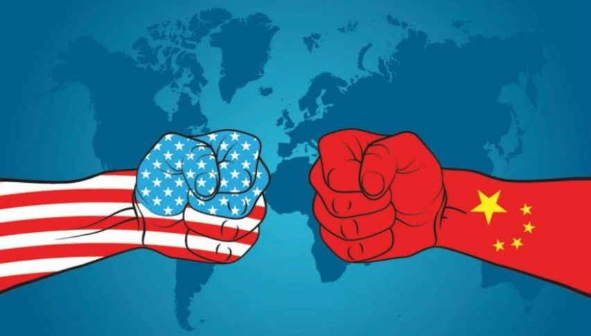 US-China Come Face to Face for Trade Talks