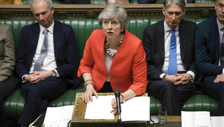 This is the last try for Theresa May, then she's out