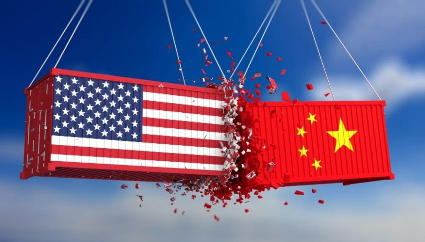The trade war keeps escalating