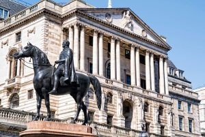 Earnings are the only lifeline for the Bank of England