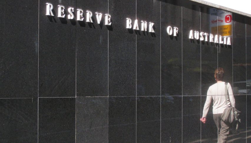The RBA wants the Aussie even lower