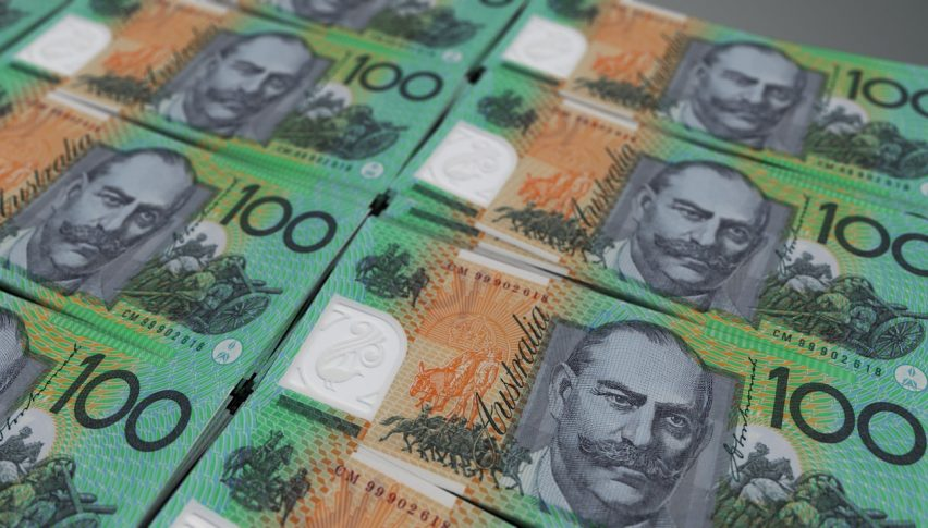 AUD Holding Up