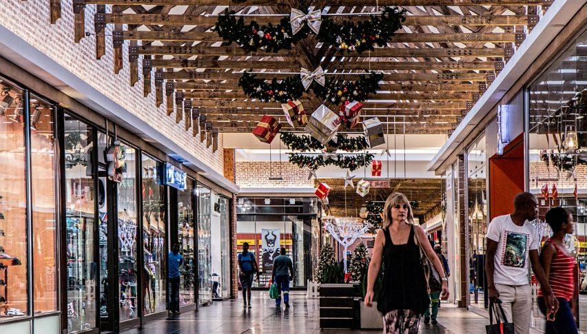 Retail Sales Tick Higher