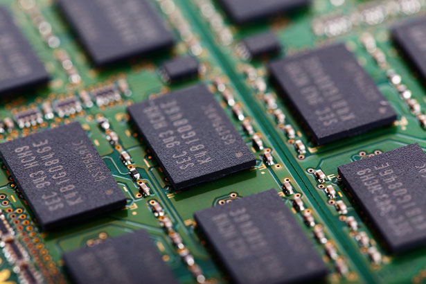 Memory chips