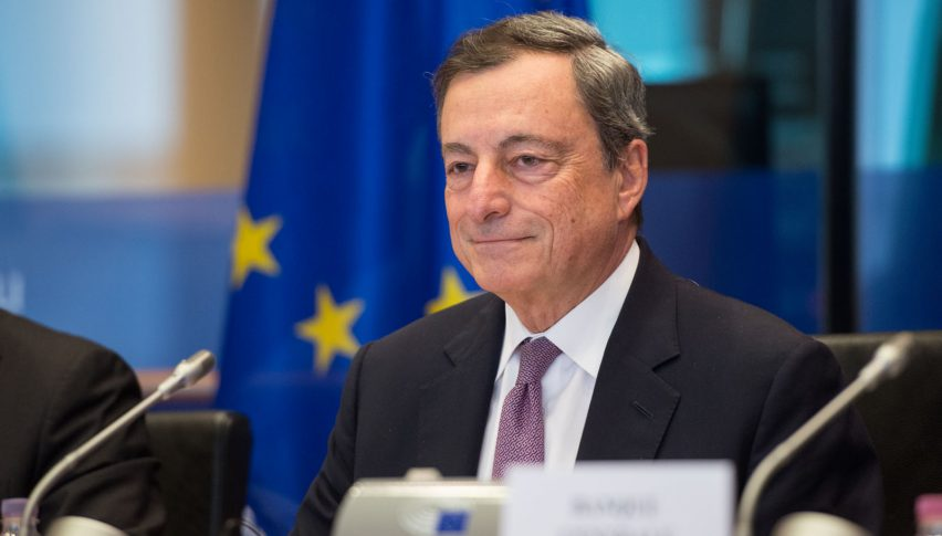 If the Eurozone falls into recession, Draghi is the man to take care of it, but he is leaving soon