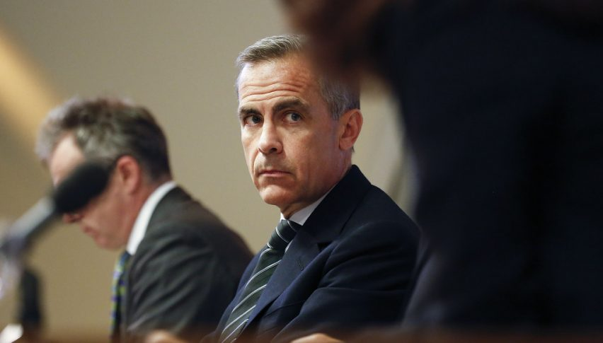 not a thing in the world Mark Carney can do to change the course of things