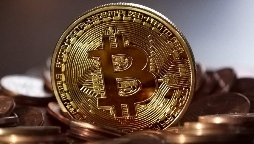BTC is testing $10,000