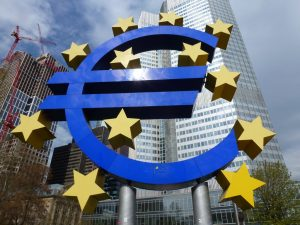 ECB revises GDP and inflation higher