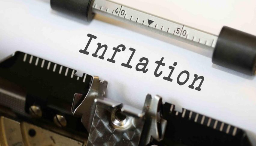Eurozone inflation dived today, but it didn't have any impact on the Euro this time