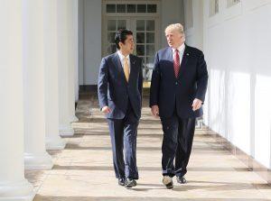 US-Japan trade in focus